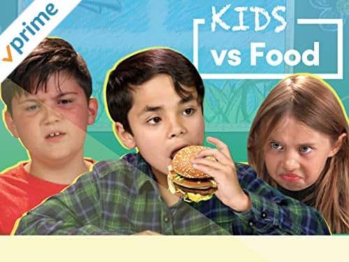 Kids vs Food