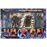 X-Men The Movie The Women of X Exclusive Collector's Pack Mystique, Rogue, Storm