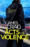 Acts of Violence (Inspector Carlyle)