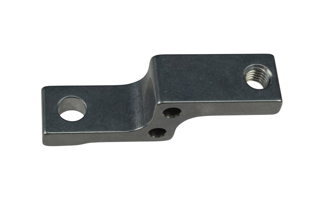 LS Swap Transmission Dipstick Adapter Bracket - TH400 TH350 4L60E 700R4 2004R 4L80E 551323