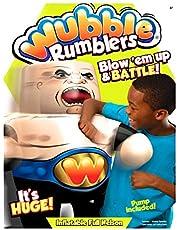 Wubble Rumblers Inflatable Wrestler - Full Nelson, Multicolor (73060wrest)