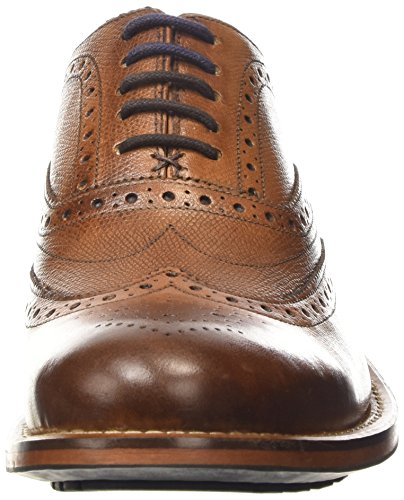 Ted Baker Mannen Guri 8 Lace Up Brogues Bruin (tan)