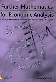 Essential mathematics for economic analysis amazon prof knut further mathematics for economic analysis financial times fandeluxe Images