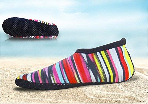 Scarpe Unisex Donna Corsa da Scarpe di Juleya Mare Surf Scoglio Adulti Bagno Esercizi Immersione Scarpette da 3 Spiaggia Yoga Uomini Snorkeling da dPnq6axp