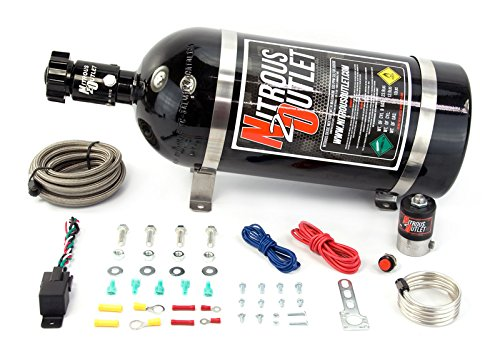Nitrous Outlet Stand Alone Purge System (10lb Bottle)