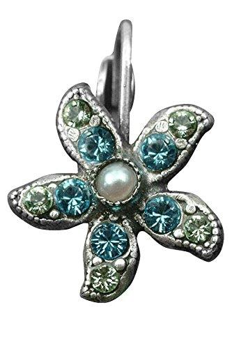 La Contessa Octopuss Garden Earrings