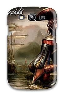 Alan T. Nohara's Shop New Style Flexible Tpu Back Case Cover For Galaxy S3 - Granado Espada