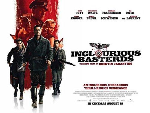 glourious Basterds Movie Poster