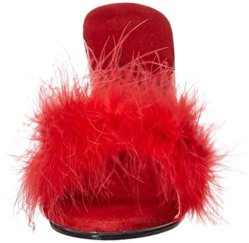 Shoes 361 Red Slipper SASHA Ellie Women's FBvwdCBq