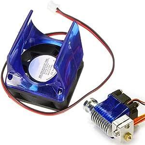 Alamor Cubierta del Ventilador V5 / V6 + Ventilador para ...