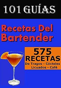 Amazon.com: Recetas del bartender de tragos - cocteles