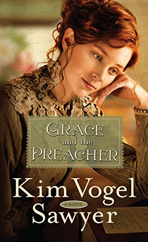 Grace and the Preacher (Thorndike Press Large Print Christian Fiction) by Thorndike Press Large Print