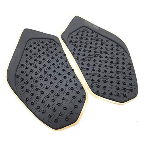 Car accessories - New 1 Pair Motorcycle Tank Traction Pad Side Fuel Gas Grip Decal for Honda CBR600RR 03-06 CSL2018