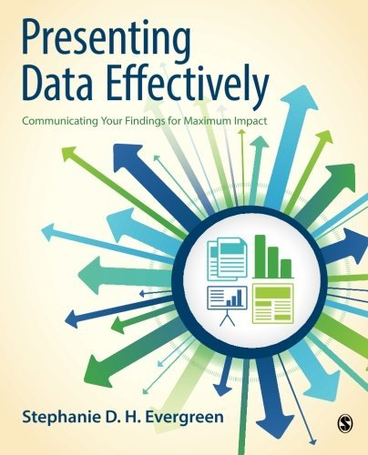 Presenting Data Effectively: Communicating Your Findings for Maximum Impact by Stephanie D. H. Evergreen (2013-10-04)