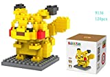LOZ 8box Diamond Block Pokemon Pikachu Squirtle Bulbasaur Eevee Charmander Charizard Gengar Mewtwo 1180pcs Parent-child Games Building Blocks Childrens Educational Toys