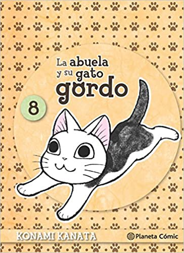 La abuela y su gato gordo nº 08/08 (Manga Josei): Amazon.es: Konami Kanata, Daruma: Libros