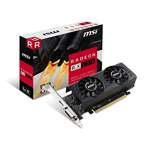 MSI Gaming Radeon RX GDRR5 DirectX 12 VR Ready CFX Graphcis Card