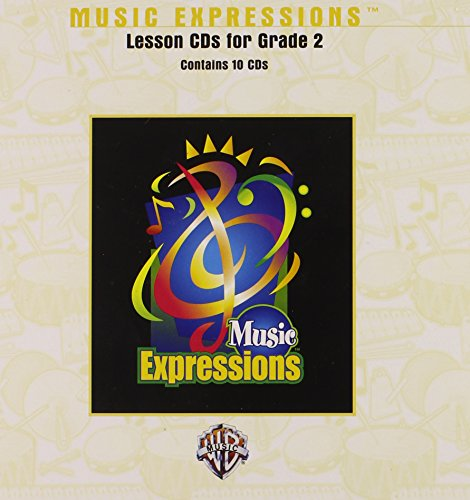 Music Expressions Grade 2: Lesson (CDs) by Brand: Alfred Publishing