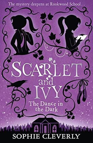 book cover of The Dance in the Dark