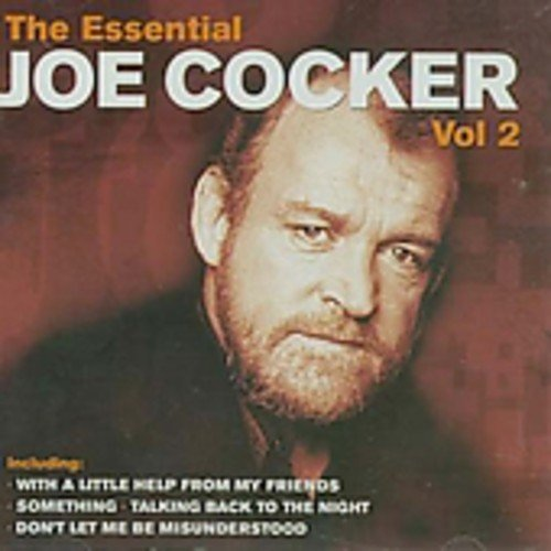 CD : Joe Cocker - Essential 2 (CD)