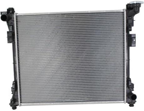 INLET PLASTIC TANKS FOR CHRYSLER TOWN COUNTRY 3.3 lts V6 RADIATORS