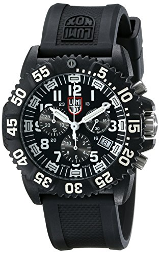 Luminox Men's 3081 Evo Navy SEAL Chronograph Watch