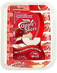 Crunch Pak Sweet Apples, 6 pack, 2 oz ea...