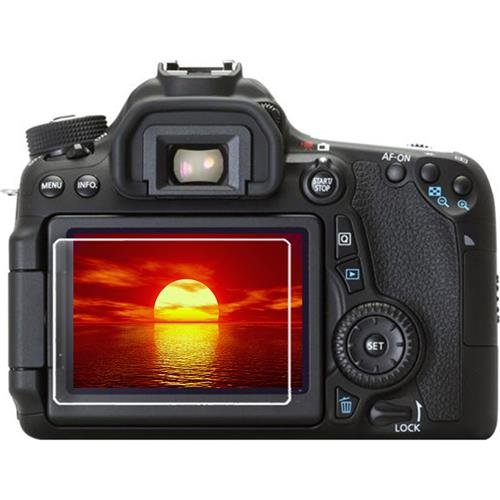 ProOptic Glass Screen Protector for The Canon EOS 70D by ProOptic