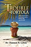 Front cover for the book Trouble in Tortola by Channon R Lytton