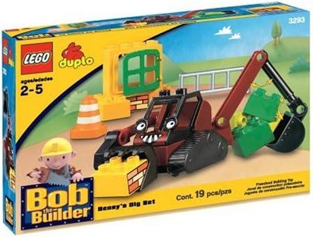 LEGO DUPLO Bob The Builder - Benny's Set
