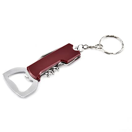 Amazon.com  NPYPQ Bottle Opener Keychain dcd5e6485b