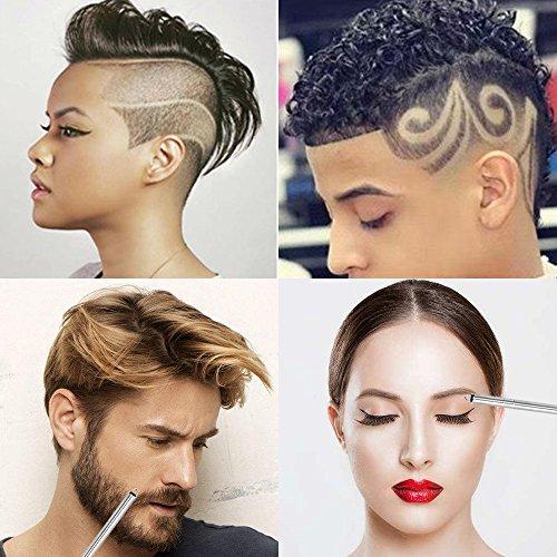 Hair Tattoo Pen For Hair Design Barber Pen Blades