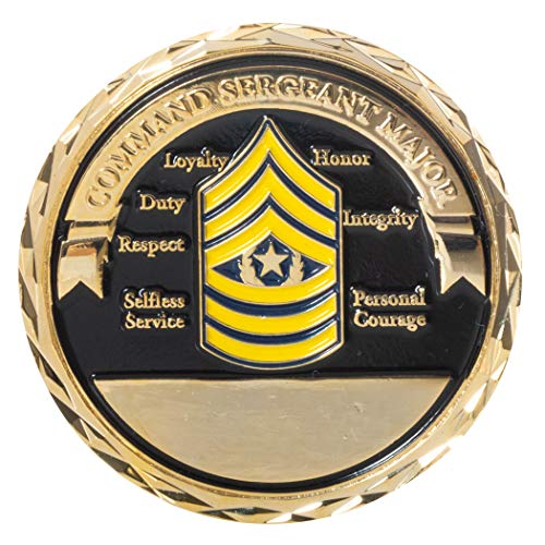 United States Army Command Sergeant Major Non-Commissioned Officer Rank Challenge ()