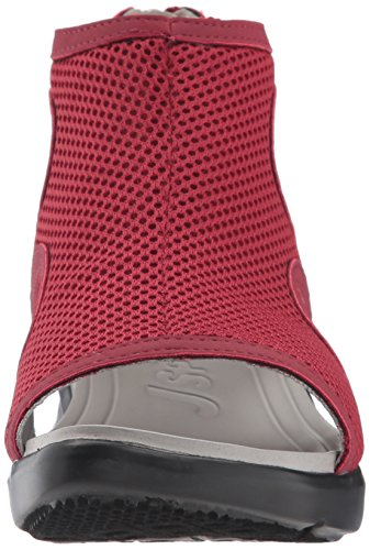 Wedge Red Jambu Nadine JSport Sandal Women's wXHH10nFq