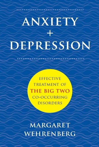 Anxiety + Depression: Effective Treatment of the Big Two Co-Occurring Disorders (Norton Professional Books (Hardcover))