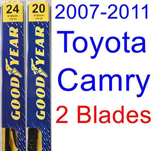 how to change windshield wipers on toyota camry 2011