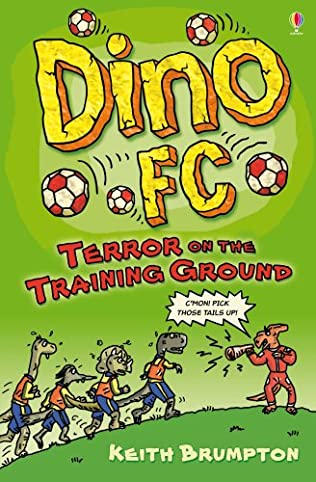 book cover of The Terror on the Training Ground