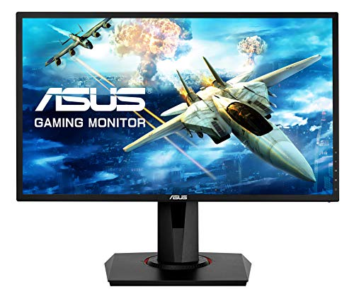 "Asus VG248QG 24"" G-Sync Compatible Gaming Monitor 165Hz Full HD 1080P 0.5ms DP HDMI DVI Eye Care"