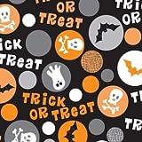 Halloween Tricks & Candy Beverage Napkins 50 Per Pack