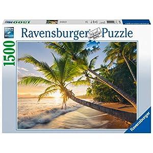 Ravensburger Puzzle Spiaggia Segreta 15015 1