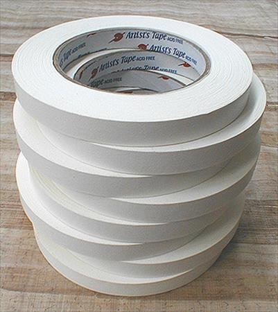 (Economy White Artists Tape 3/4In X 60Yds by Art Alternatives)