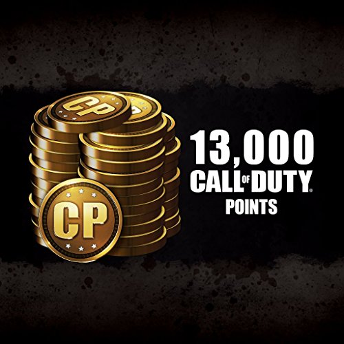 Call Of Duty: Black Ops III: 10000 (+3000 Bonus) Call Of Duty Points - PS4 [Digital Code] by Activision