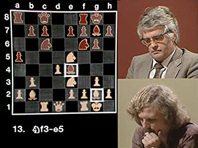 The Master Game Chess TV Season 6 - Episode 12