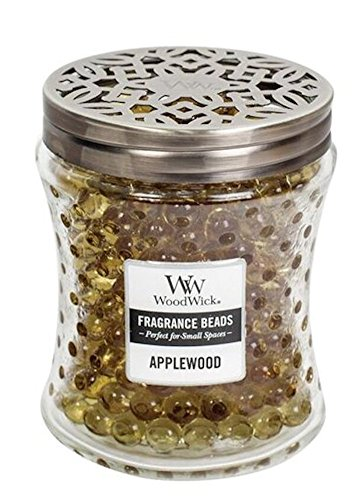WoodWick APPLEWOOD Fragrance Beads Room Diffuser