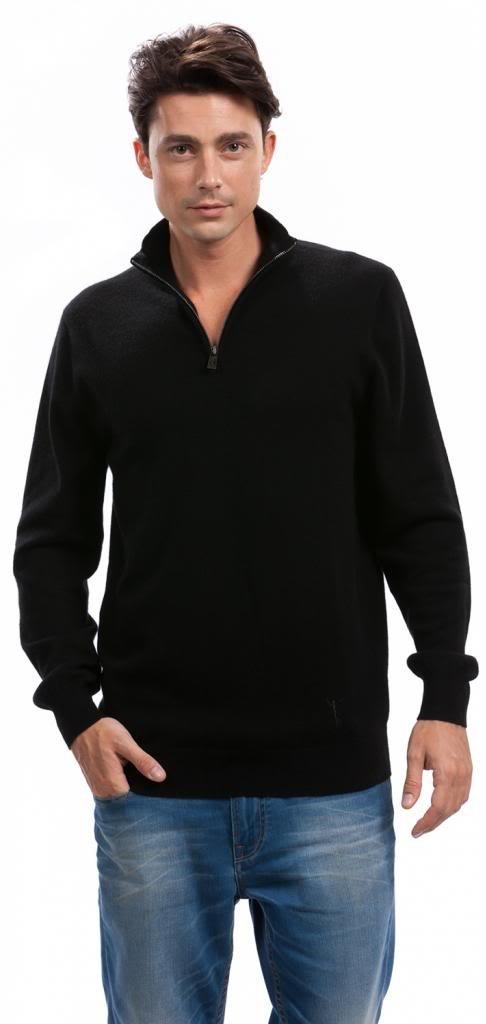 Cashmere Sweater Pullover - 100% Cashmere - Citizen Cashmere BL 2XL 42 105-02-05