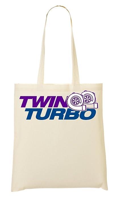 Twin Turbo Bolso De Mano Bolsa De La Compra: Amazon.es: Zapatos y complementos