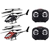 Tempest II Remote Controlled Helicopter 2pk Set