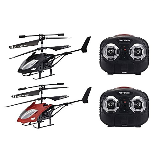 Propel Tempest II Remote Controlled Helicopter 2pk Set