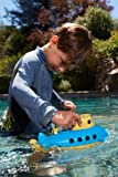 Green Toys Submarine in Yellow & blue - BPA
