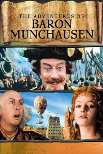Amazon Com The Adventures Of Baron Munchausen John